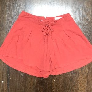 Fashion shorts from Nordstrom